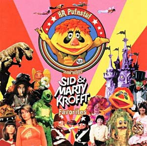 Saturday morning With Sid and Marty Krofft