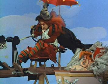 Sid and Marty Krofft H.R. Pufnstuf Witchiepoo