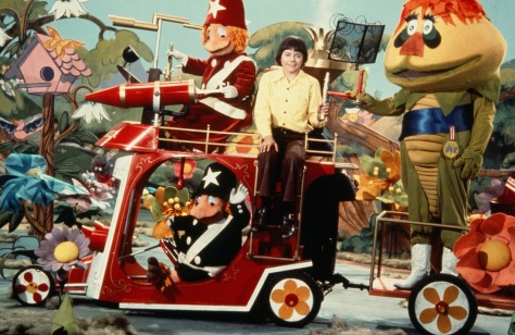 Sid and Marty Krofft H.R. Pufnstuf
