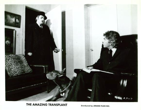 THE AMAZING TRANSPLANT (1970 Doris Wishman) lobby card