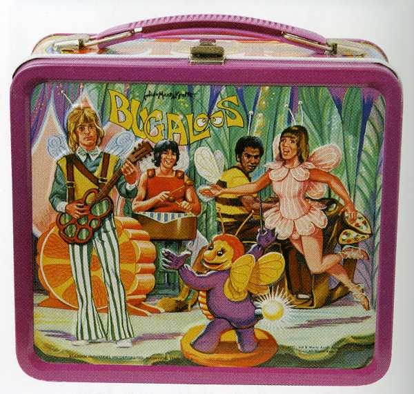The Bugaloos Lunchbox