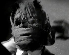 THE INVISIBLE MAN (1933 James Whale) Claude Rains