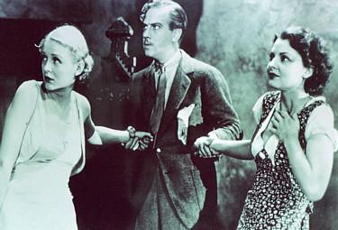 The Old Dark House (1932) Goloria Stuart, Melvyn Douglas, Lilian Bond