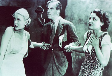The Old Dark House (1932) Goloria Stuart, Melvyn Douglas, Lilian Bond