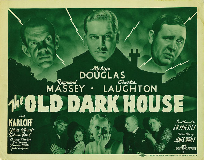 The Old Dark House (1932 James Whale) Universal