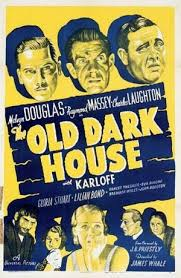 The Old Dark House (1932 James Whale) US theatrical poster