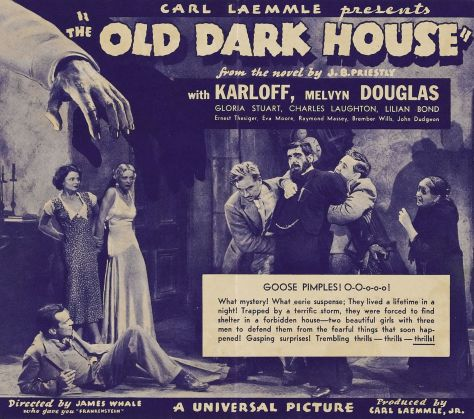The Old Dark House (1932 James Whale)