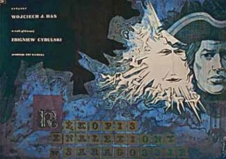 THE SARAGOSSA MANUSCRIPT (1965) theatrical release poter