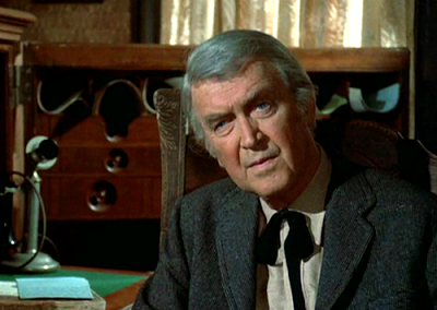 The Shootist (1976 Don Siegel) Jimmy Stewart