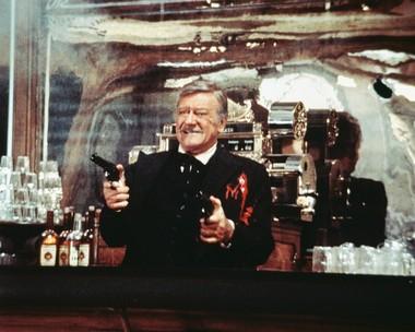 The Shootist (1976 Don Siegel) John Wayne.