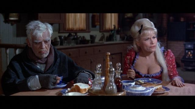 Boris Karloff, Joyce Jameson Comedy Of Terrors Blu-Ray