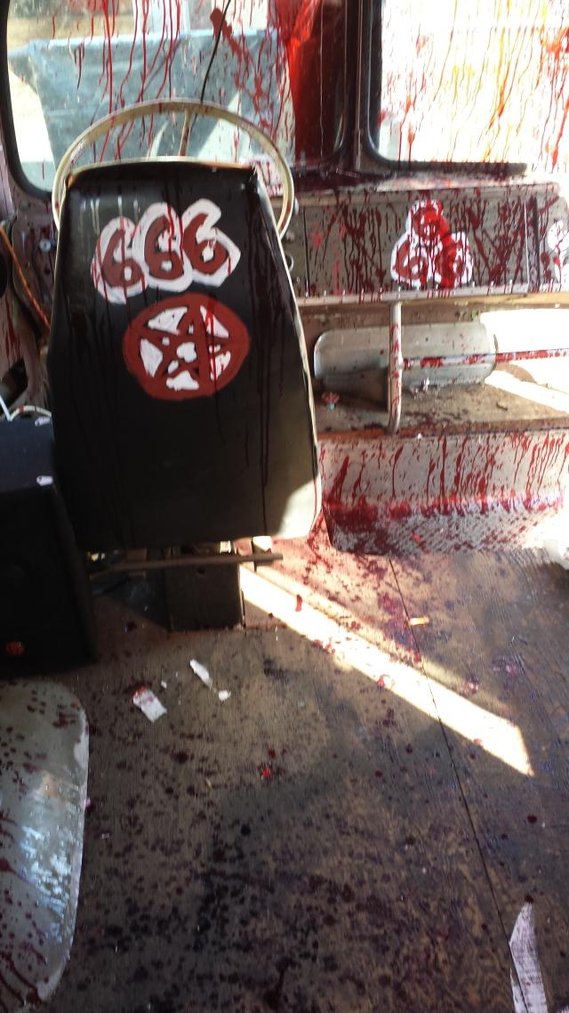 Brother Cobweb's Short Bus 2 Hell. 666!