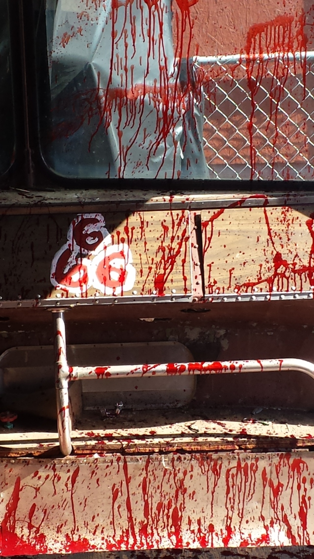 Brother Cobweb's Short Bus 2 Hell.Redeemed by da blood!