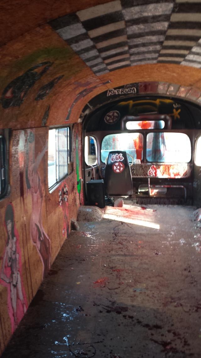 Brother Cobweb's Short Bus 2 Hell!
