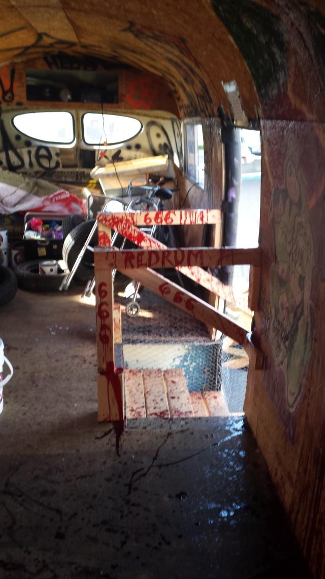 Brother Cobweb's Short Bus 2 Hell!!!