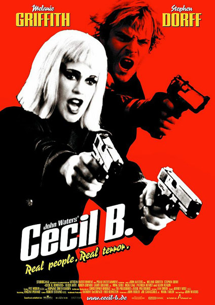 Cecil B. Demented (2000 John Water) theatrical poster