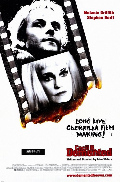 Cecil B. Demented (2000) theatrical poster
