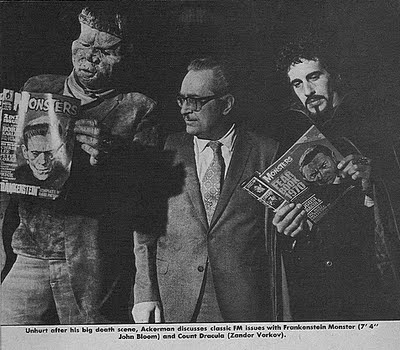 DRACULA VS. FRANKENSTEIN (1971) FMOF promo