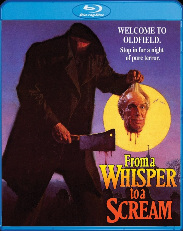 From A Whisper To A Scream blu ray