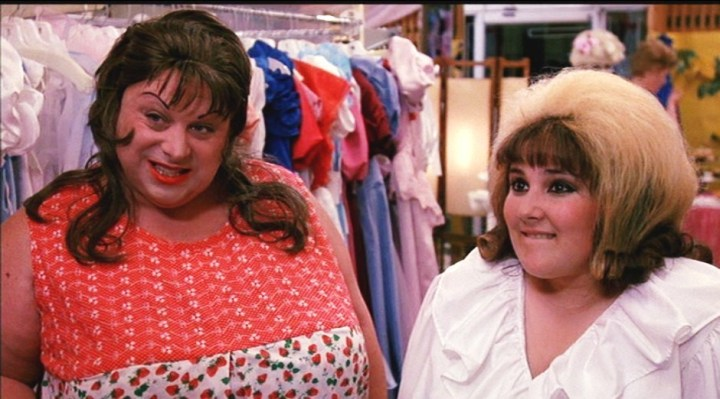 Hairspray (1988 John Waters) Divine, Ricki Lake