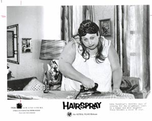 Hairspray (1988 John Waters) lobby card