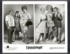 Hairspray (1988 John Waters) lobby card