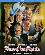 House of the Long Shadows Blu-Ray