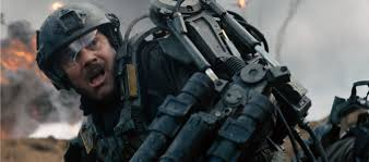 Live Die Repeat Edge Of Tomorrow (2014) Bill Paxton