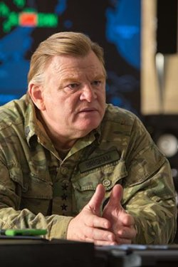 Live Die Repeat Edge Of Tomorrow (2014) Brendan Gleeson