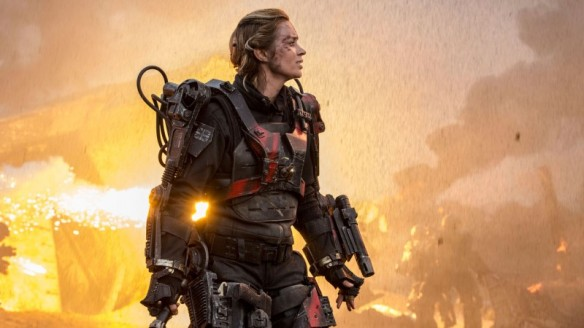 Live Die Repeat Edge Of Tomorrow (2014) Emily Blunt