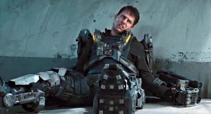 Live Die Repeat Edge Of Tomorrow (2014) Tom Cruise death # ?