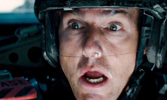 Live Die Repeat Edge Of Tomorrow (2014) Tom Cruise