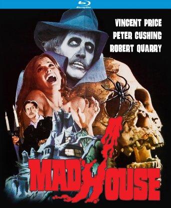Madhouse blu-ray