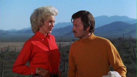 NIGHT OF THE LEPUS (1972) Janet Leigh, DeForest Kelley