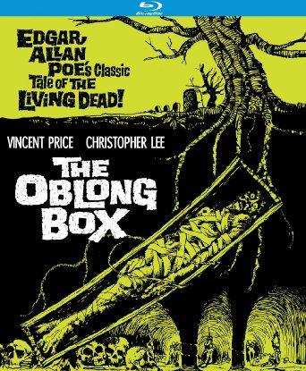 Oblong Box blu-ray