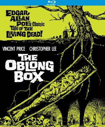 Oblong Box blu-ray