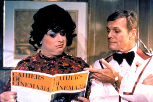 Polyester (1981 John Waters) Divine, Tab Hunter