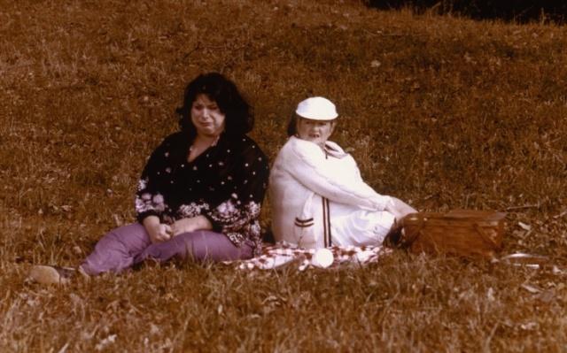 Polyester (1981 John Waters) Divine,Edith Massey