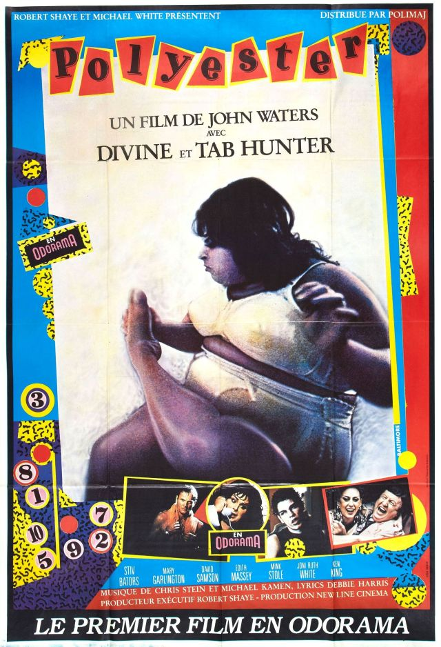 Polyester (1981 John Waters) theatrical poster