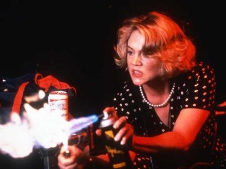 SERIAL MOM (1994 John Waters) Kathleen Turner