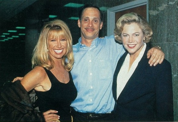 Suzanne Somers, John Waters, Kathleen Turner