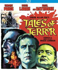 TALES OF TERROR BLU-RAY