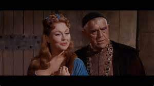 The Raven (Roger Corman) Hazel Court, Boris Karloff
