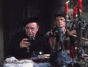 The Raven (Roger Corman) Peter Lorre, Jack Nicholson