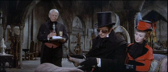Tomb Of Ligeia (1964 Roger Corman) Vincent Price