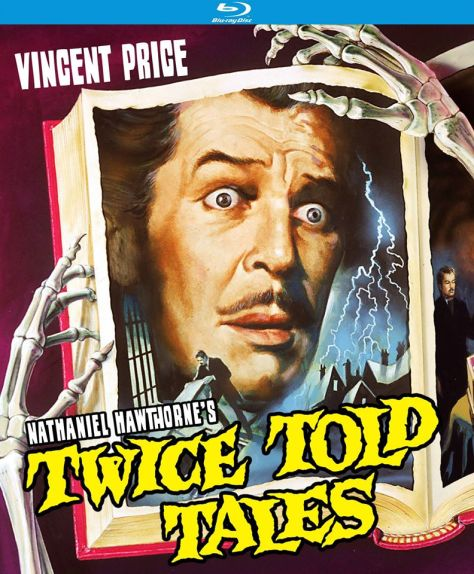 TWICE TOLD TALES Vincent Price Blu-Ray