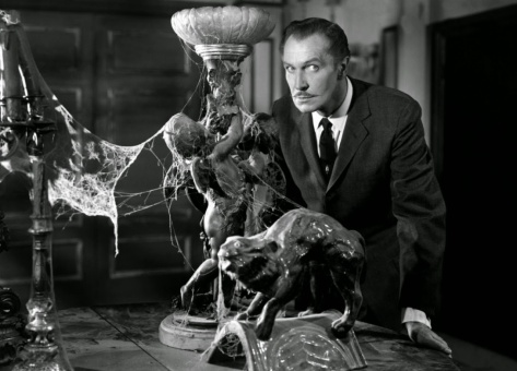 Vincent Price House On Haunted Hill Blu-Ray