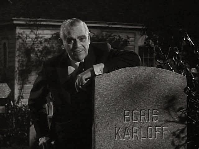 Boris Karloff %22THRILLER%22