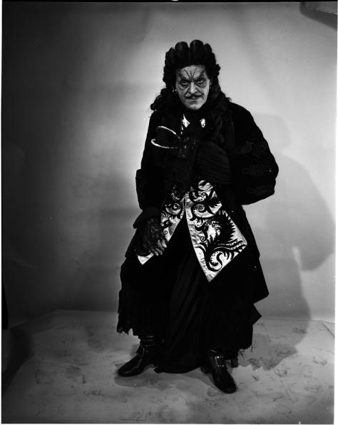 BORIS KARLOFF AS CAPTAIN HOOK (1950)