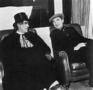 Boris Karloff Bela Lugosi Gift of Gab